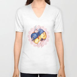 Kero and Spinel Unisex V-Neck