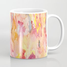 Dripping Watercolors Coffee Mug