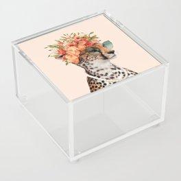 ROYAL CHEETAH Acrylic Box