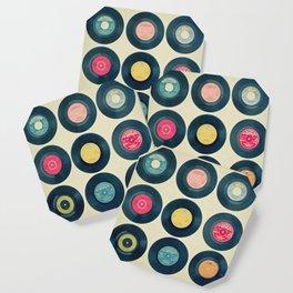 Vinyl Collection Coaster