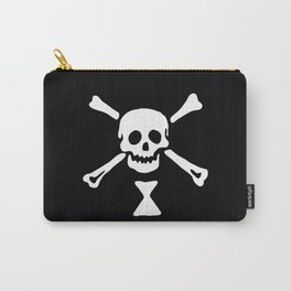 Emanuel Wynne Pirate Flag Jolly Roger Carry-All Pouch