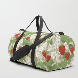 Strawberry. Duffle Bag