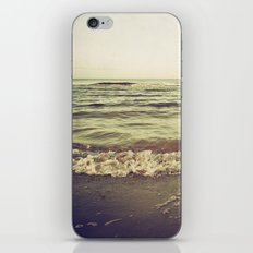 On the Other Side iPhone & iPod Skin