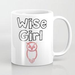 wise girl Coffee Mug
