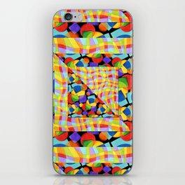 Candy Rainbow Medley iPhone Skin