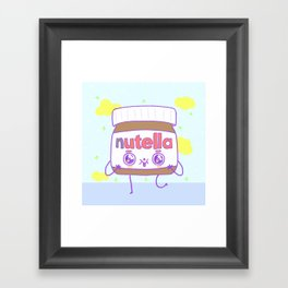 Nutella Framed Art Print