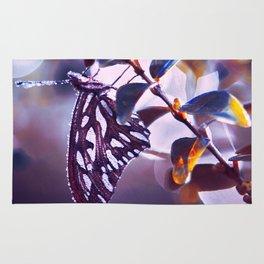 Silver Wings Rug