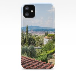 Florence from a Distance  iPhone Case