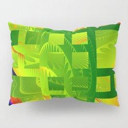 Great Green Frac 5 Pillow Sham