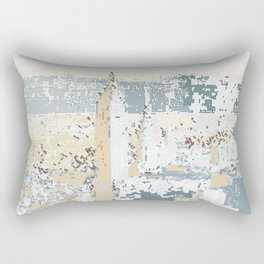 New York Pattern Lines 104 Rectangular Pillow