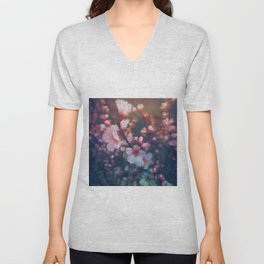 beautiful cliche  Unisex V-Neck
