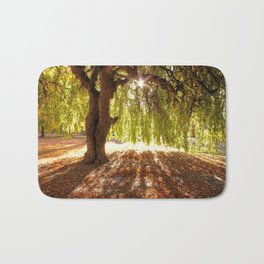 Autumn Willow Bath Mat