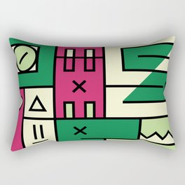 Play on words | Such is life Rectangular Pillow