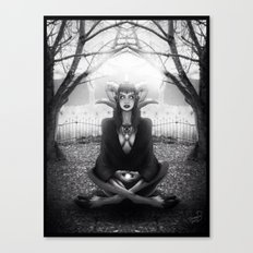 Meditate 2 Canvas Print