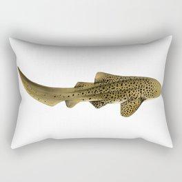 LEOPARD/ZEBRA SHARK Rectangular Pillow