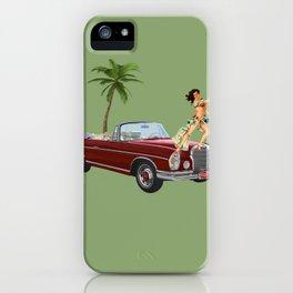 para mis abuelos iPhone Case