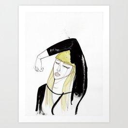 Simone aka Simmi Art Print