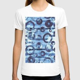 Tie-Dye Ringer T-shirt