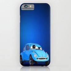 Blue Car iPhone 6s Slim Case