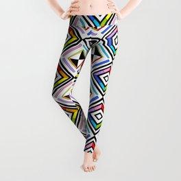 symetric patterns 84-mandala,geometric,rosace,harmony,star,symmetry Leggings