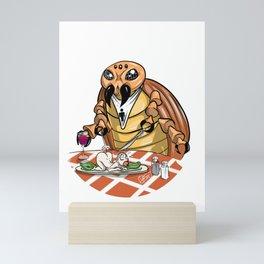 Hungry Louse Mini Art Print
