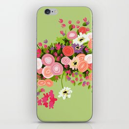 Flowerpower iPhone Skin