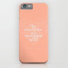 Secret Of Love iPhone 6s Slim Case