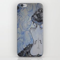 Man Ray inspired iPhone & iPod Skin