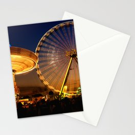 Amusement Park Stationery Cards