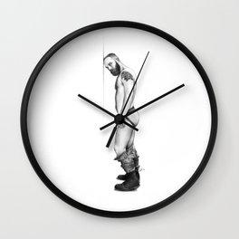 BabyBear Wall Clock