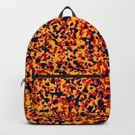 Abstract organic pattern II Backpack