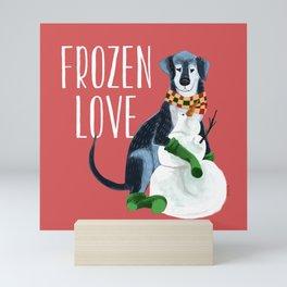 Frozen Love Mini Art Print