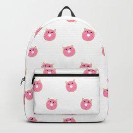 Donut Cat Backpack