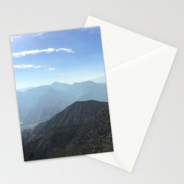 Los Padres Panorama Stationery Cards