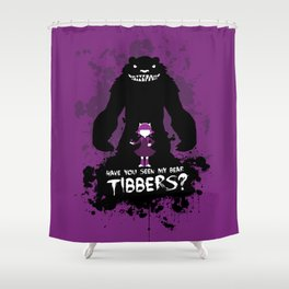 LoL - Annie, The Dark Child Shower Curtain