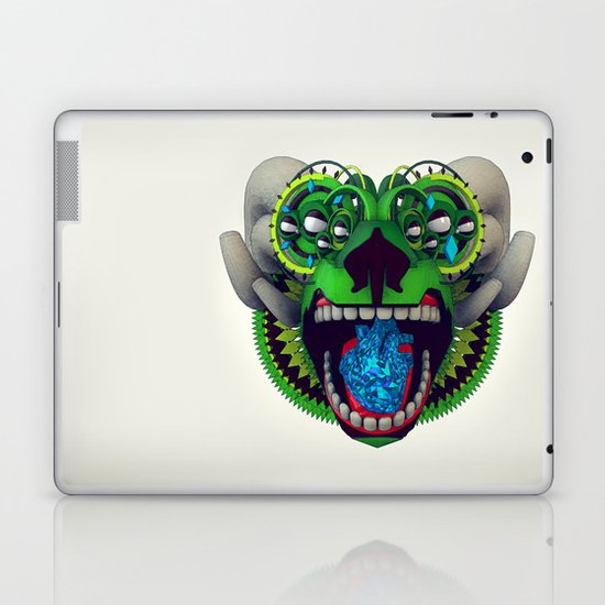 Artificial Mythology Laptop & iPad Skin