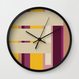 Symphonic break Wall Clock