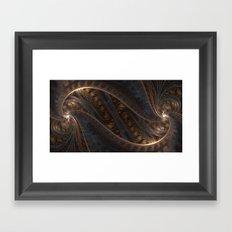 Nirvi Framed Art Print