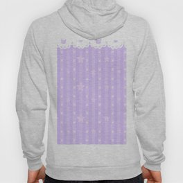 Kawaii Purple Hoody