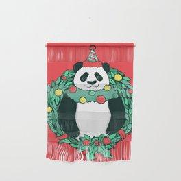 Beary Christmas Wall Hanging
