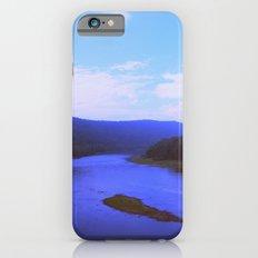 Cerulean Morning Slim Case iPhone 6s