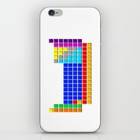periodic table iPhone & iPod Skins featuring PERIODIC TABLE OF ELEMENTS by darlthedreamer