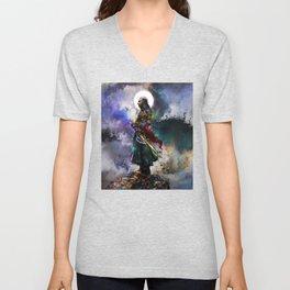 witchers dream Unisex V-Neck