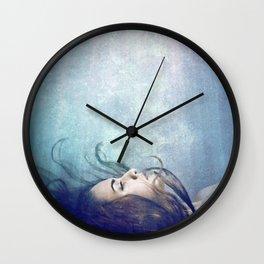 Sirène Wall Clock