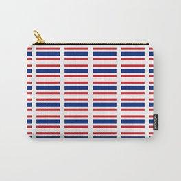 flag of thailand -thailand,Siam,thai,siamese,bangkok. Carry-All Pouch