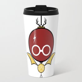 Christmas Ball Travel Mug