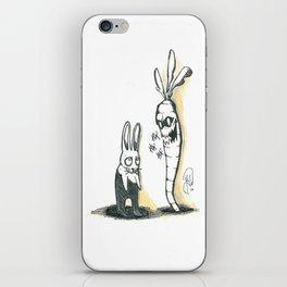 EVIL CARROT iPhone Skin