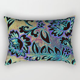 Tiki Dance Rectangular Pillow
