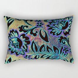 Tiki Dance Rectangular Pillow