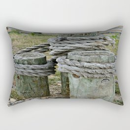Tightly Secured Rectangular Pillow